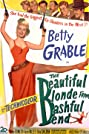 The Beautiful Blonde from Bashful Bend (1949) Poster