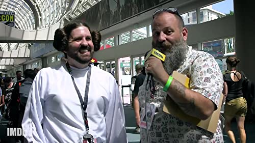 Kevin Smith's Comic-Con Scavenger Hunt