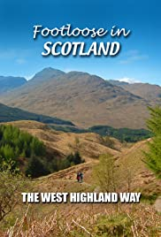 Footloose in Scotland - The West Highland Way Poster