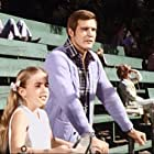 Lee Majors and Dana Plato in The Six Million Dollar Man (1974)
