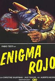Enigma rosso(1978) Poster - Movie Forum, Cast, Reviews