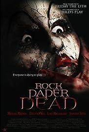 Rock Paper Dead Poster