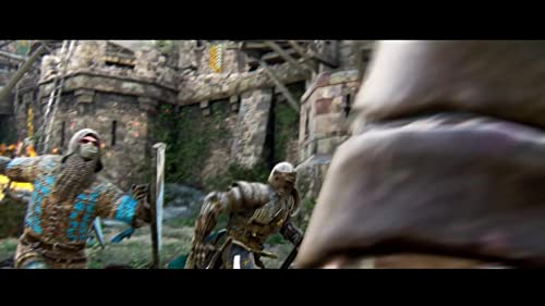 For Honor: Hero Warden