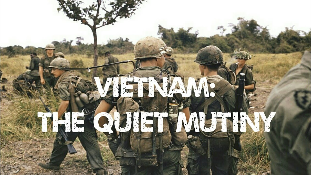 The Quiet Mutiny - World in Action (1970)