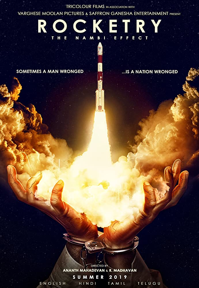Rocketry (The Nambi Effect) First Look and Posters