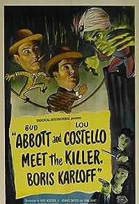 Primary photo for Abbott and Costello Meet the Killer, Boris Karloff