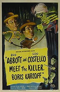 Website for free mobile movie downloads Abbott and Costello Meet the Killer, Boris Karloff USA [SATRip]