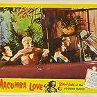 Walter Reed, Ziva Rodann, William Wellman Jr., and June Wilkinson in Macumba Love (1960)