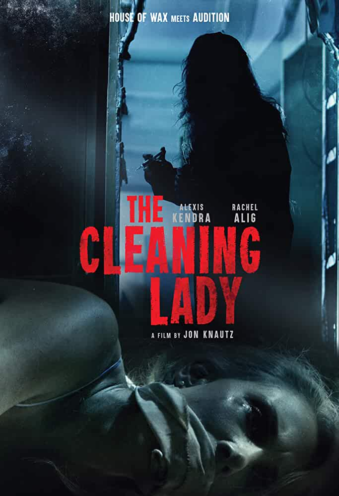 The Cleaning Lady (2018) UNRATED 720p Web-DL