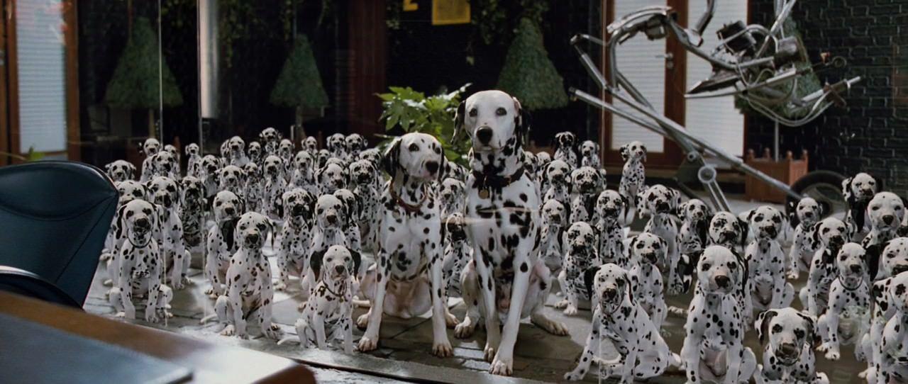 Freckles in 101 Dalmatians (1996)