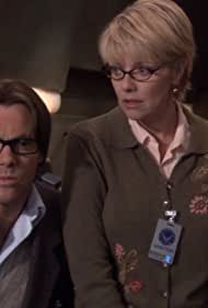 Michael Shanks and Amanda Tapping in Stargate SG-1 (1997)