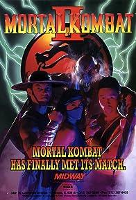 Primary photo for Mortal Kombat II