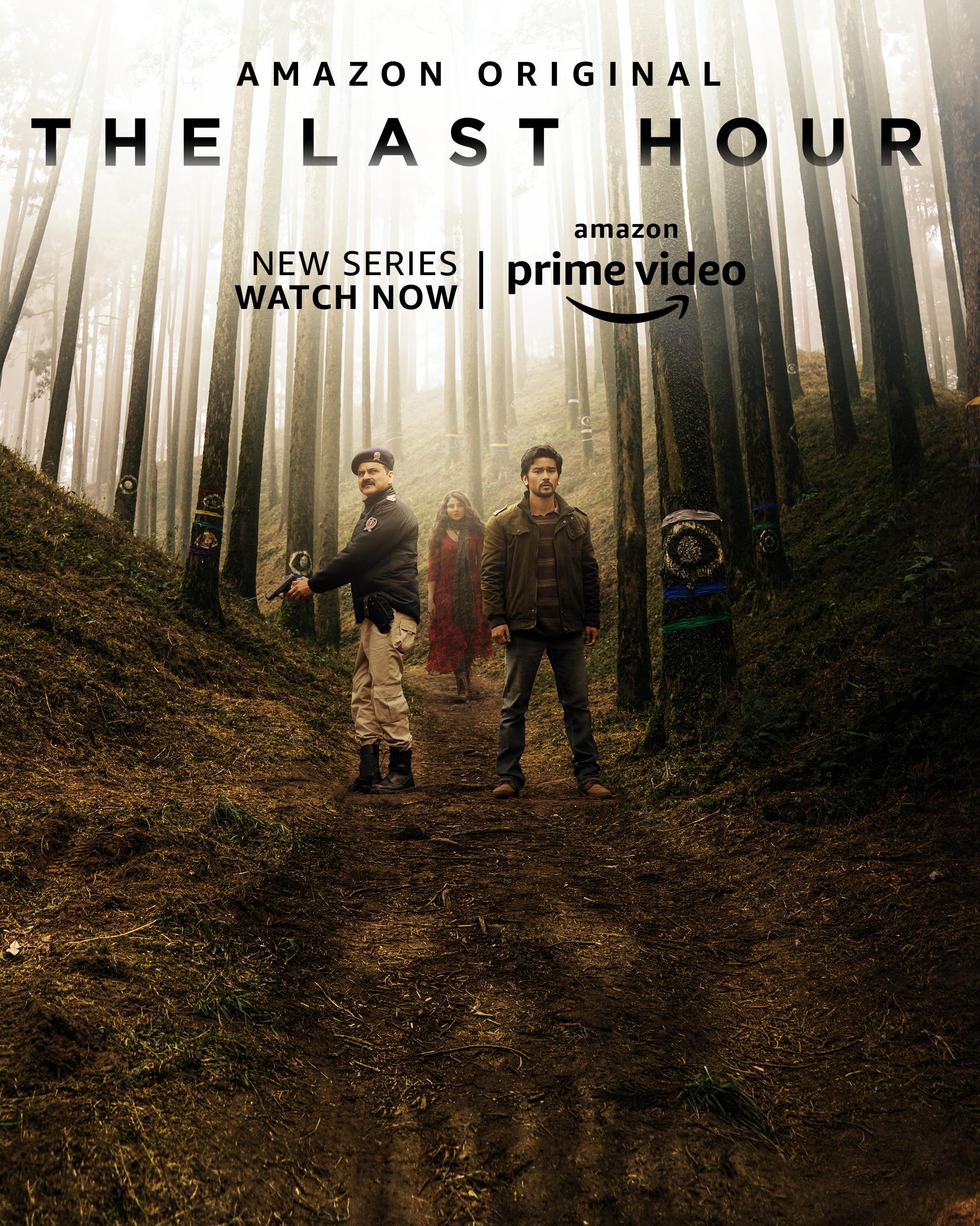 Download The Last Hour S1 2021 Hindi hd Free Filmyzilla 720p 1080p