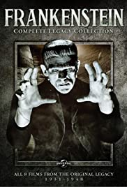 The Frankenstein Files: How Hollywood Made a Monster Poster
