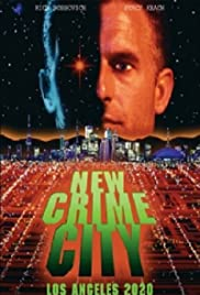 New Crime City Poster