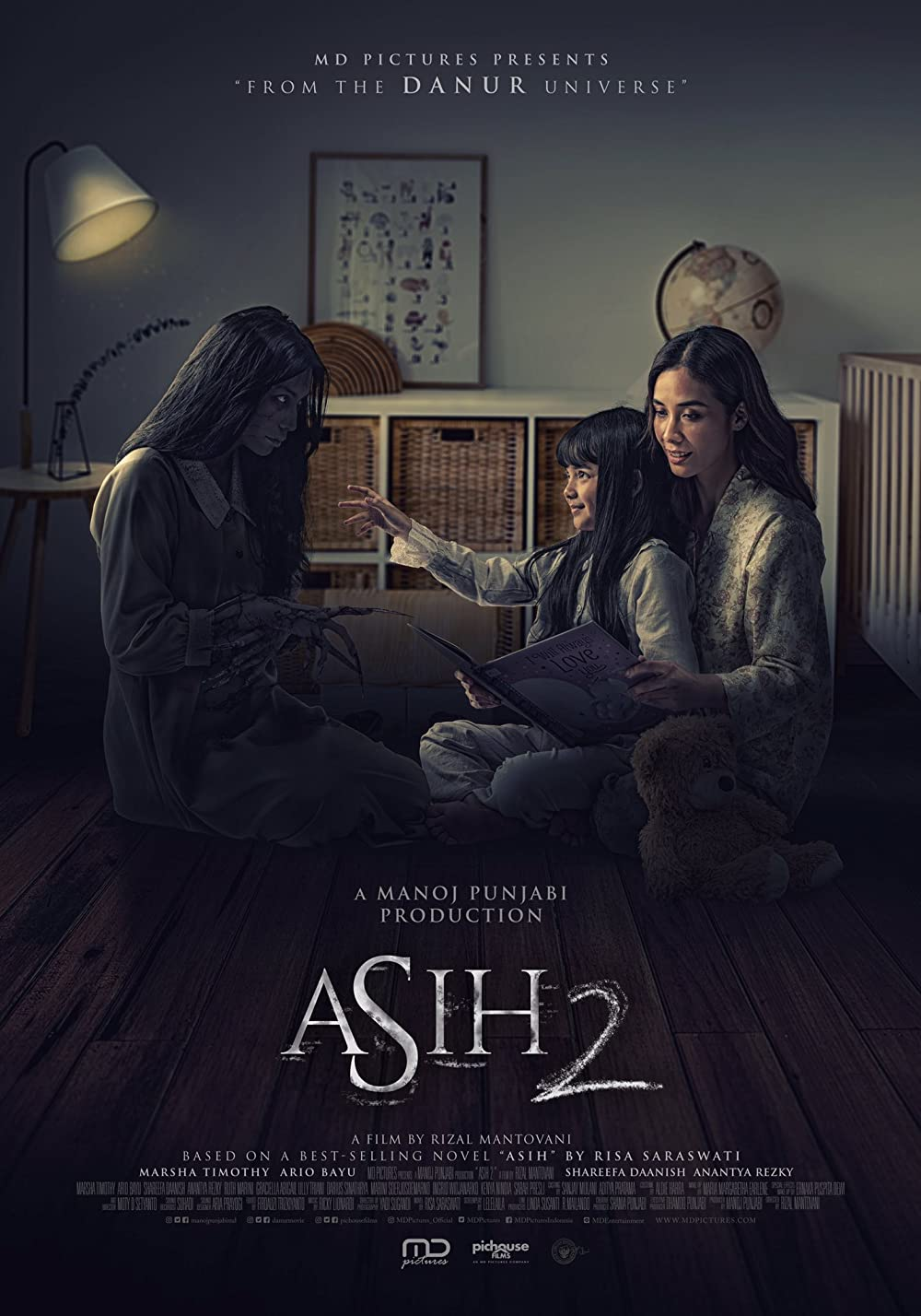 Asih 2 (2020) Tamil Dubbed (Voice Over) & English [Dual Audio] WebRip 720p [1XBET]