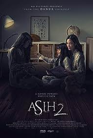 Anantya Rezky, Manoj Punjabi, Marsha Timothy, and Shareefa Daanish in Asih 2 (2020)
