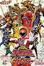 Engine Sentai Go-onger vs. Gekiranger (2009) Poster