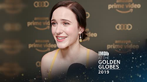 Rachel Brosnahan Gives Play-by-Play of Her 2019 Golden Globes Win
