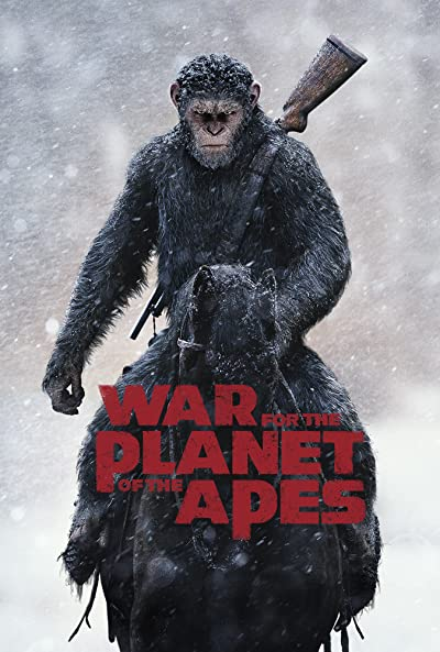War for the Planet of the Apes (2017) BluRay 480p, 720p & 1080p