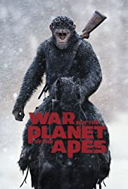 War for the Planet of the Apes (2017) Poster - Movie Forum, Cast, Reviews