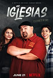 Mr. Iglesias Poster