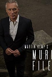Martin Kemp's Murder Files Poster