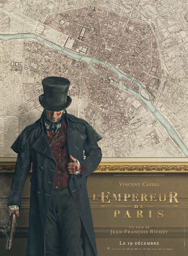 Paryžiaus imperatorius (2018) / Emperor of Paris, The (2018)