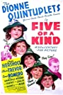 Five of a Kind (1938) Poster