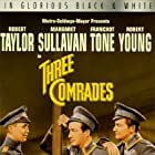 Robert Taylor, Robert Young, and Franchot Tone in Three Comrades (1938)