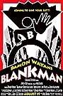 Blankman (1994) Poster