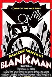 Blankman(1994) Poster - Movie Forum, Cast, Reviews