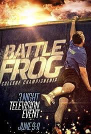 BattleFrog College Championship Poster