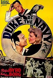 Duke of the Navy Poster