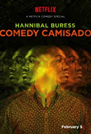 Hannibal Buress: Comedy Camisado Poster