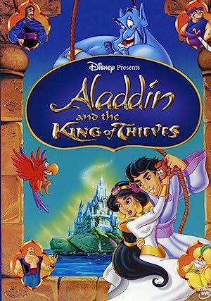 Aladdin e os 40 Ladrões Dublado