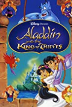 Primary image for Aladdin and the King of Thieves