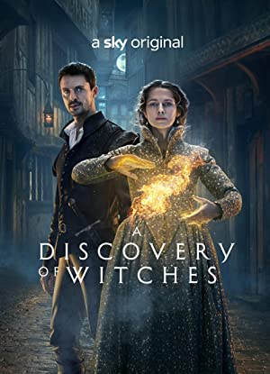 Where to stream A Discovery of Witches