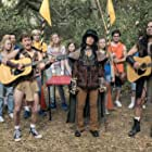 Janeane Garofalo, Paul Rudd, and Skyler Gisondo in Wet Hot American Summer: Ten Years Later (2017)