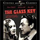 Veronica Lake and Brian Donlevy in The Glass Key (1942)