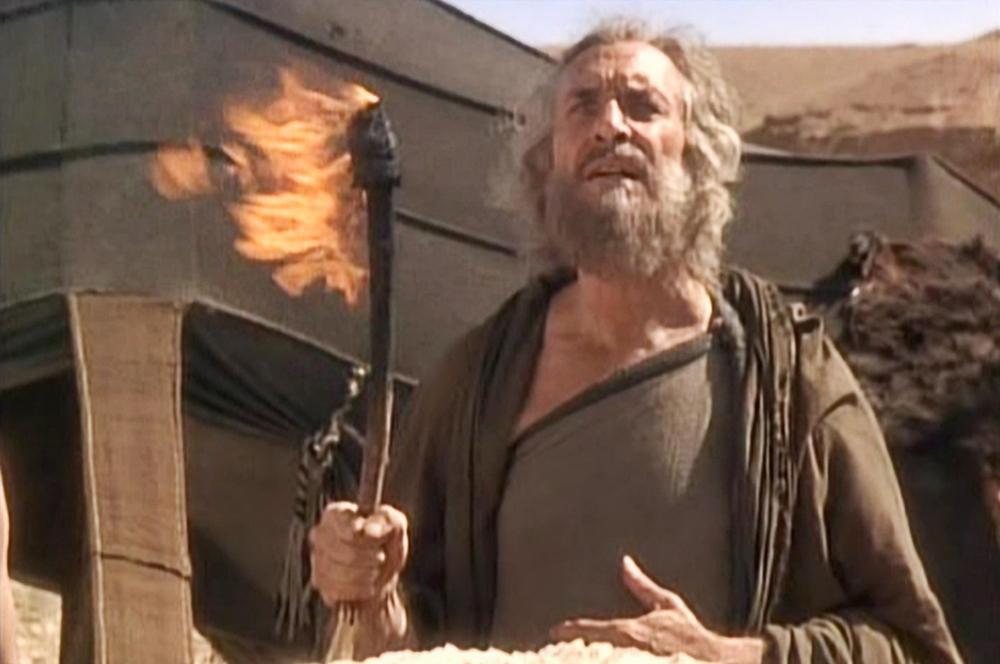 Martin Landau in Joseph (1995)