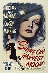 All movie mp4 video download Shine on Harvest Moon by David Butler [480x800]