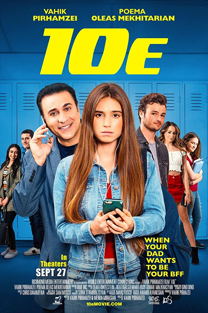 10E 2019 English 300MB HDRip ESubs