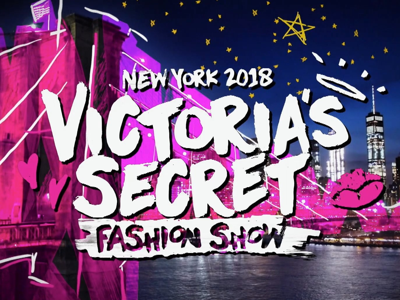 The Victoria S Secret Fashion Show 2018 Imdb