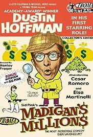 Madigan's Millions(1968) Poster - Movie Forum, Cast, Reviews