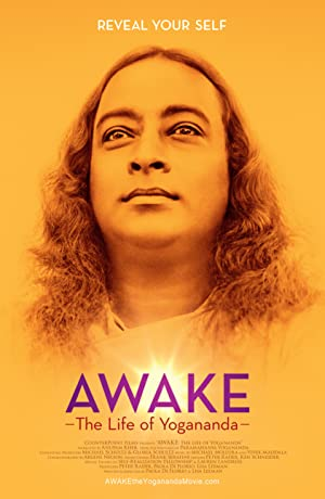 Awake: The Life of Yogananda film Poster