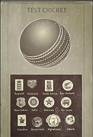 Test Match Cricket Poster