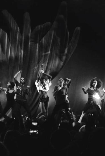 FKA Twigs: Baltimore Dance Project 2016
