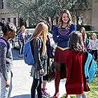 Melissa Benoist, KylieRae Condon, and Kitana Turnbull in Supergirl (2015)