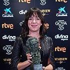 Daniela Cajías at an event for Premios Goya 35 edición (2021)
